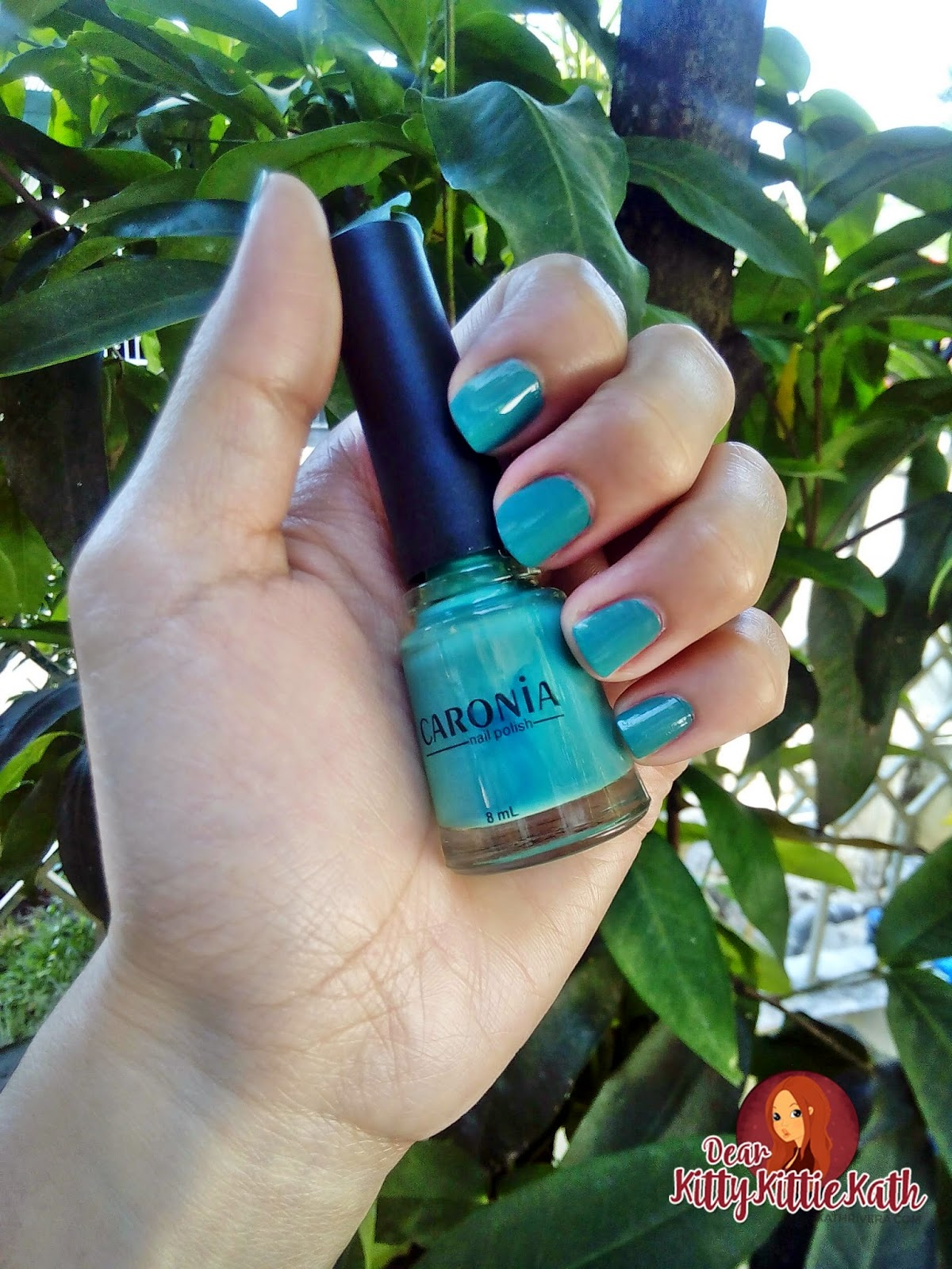 Caronia Nail Polish In On The Go