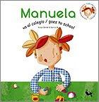 """Colección 6 títulos """"Manuela"""""""