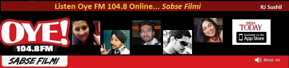 Listen Oye FM 104.8 Online