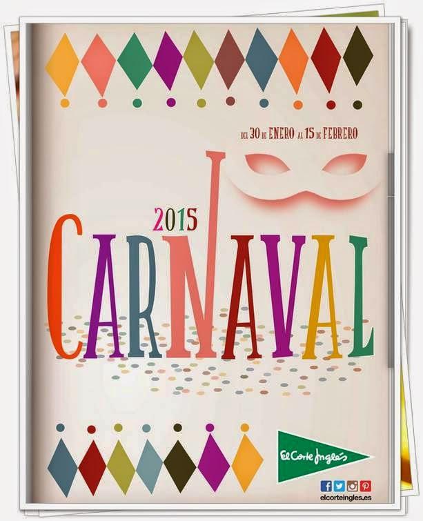 Carnaval 2015 El Corte Ingles