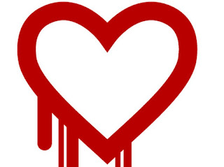 Internet bleeds with Heartbleed bug