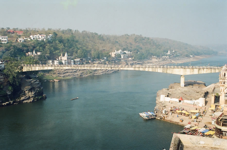 Omkareshwar Temple Wallpapers Tourist Places In India