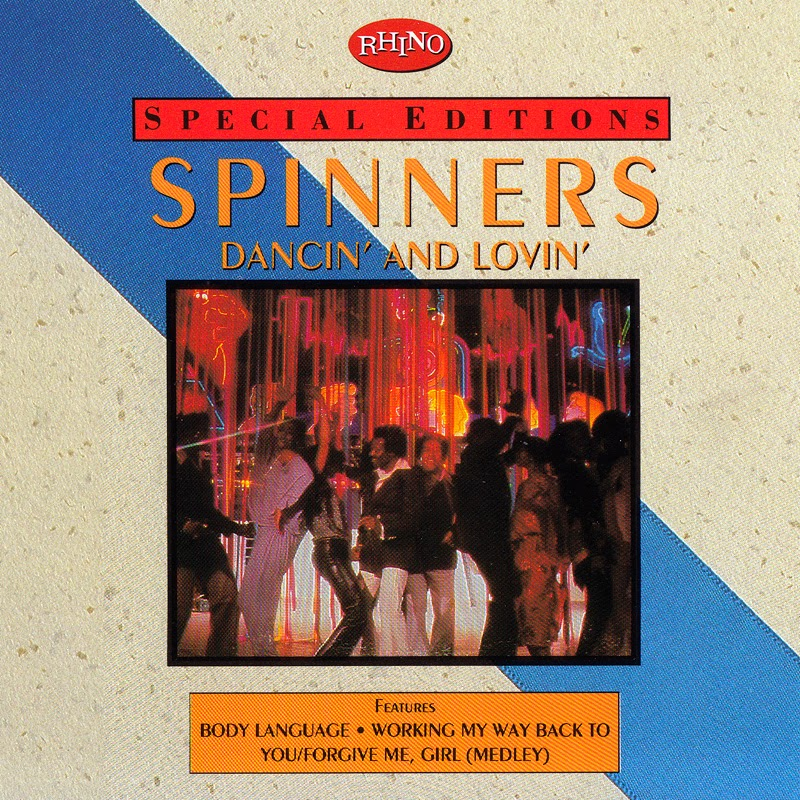 Spinners Medley Working My Way Back To You Forgive Me Girl
