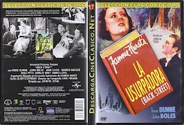 La usurpadora (1932) - Carátula