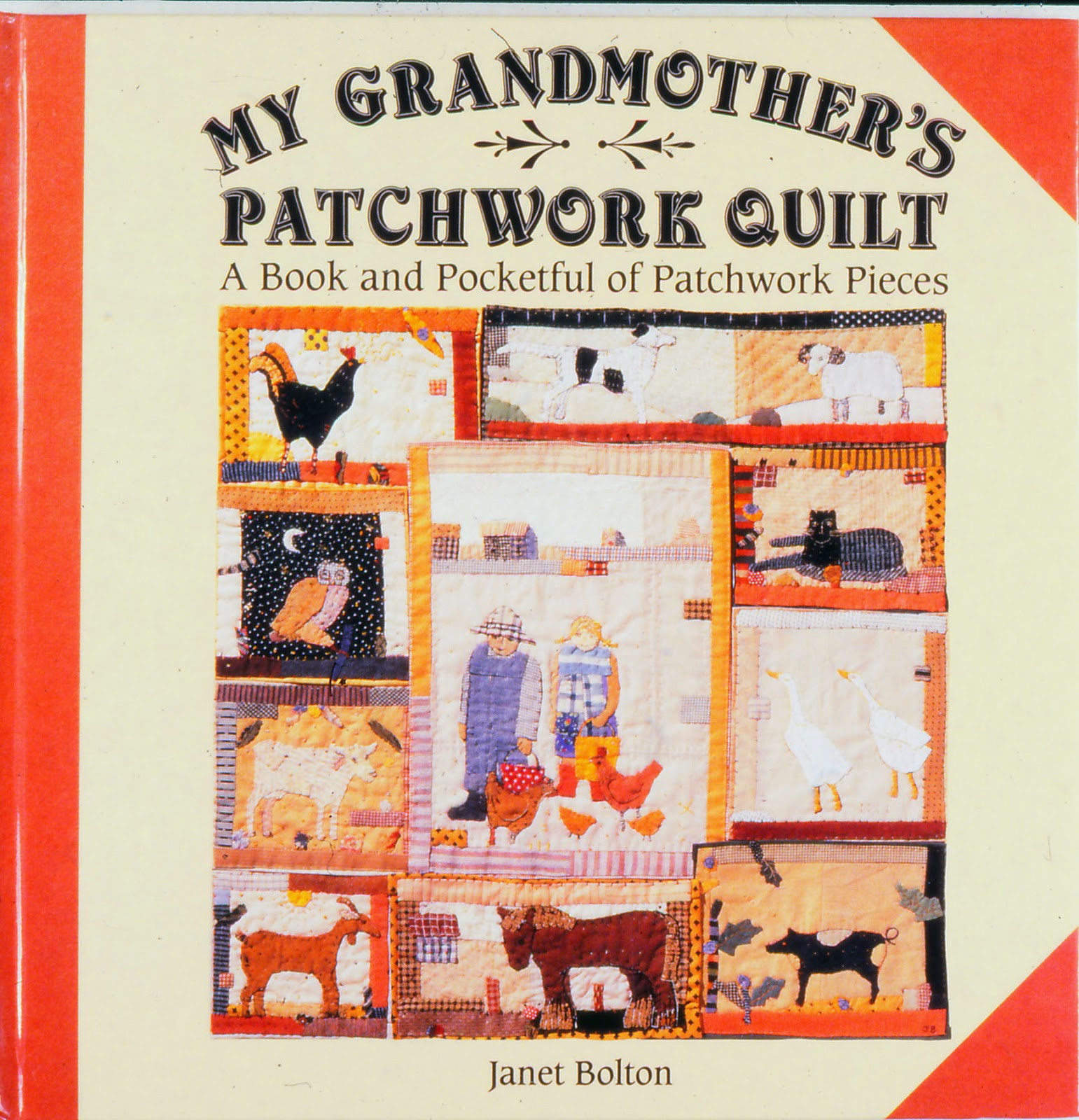52 quilters once upon a quilt for Patchwork quilt book