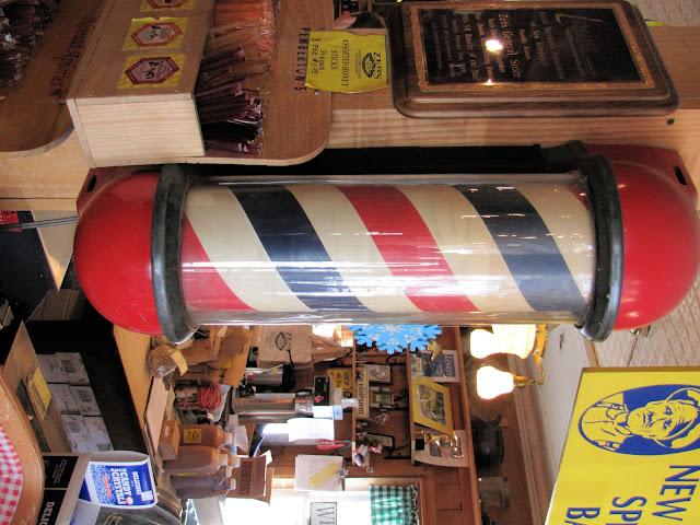 Antique Barber Pole5