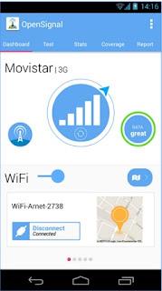 تطبيق مميز للعثور علي أفضل نقاط الواي فاي وتعزيز الإشارة وقياس سرعة الإتصال 3G 4G WiFi Maps & Speed Test