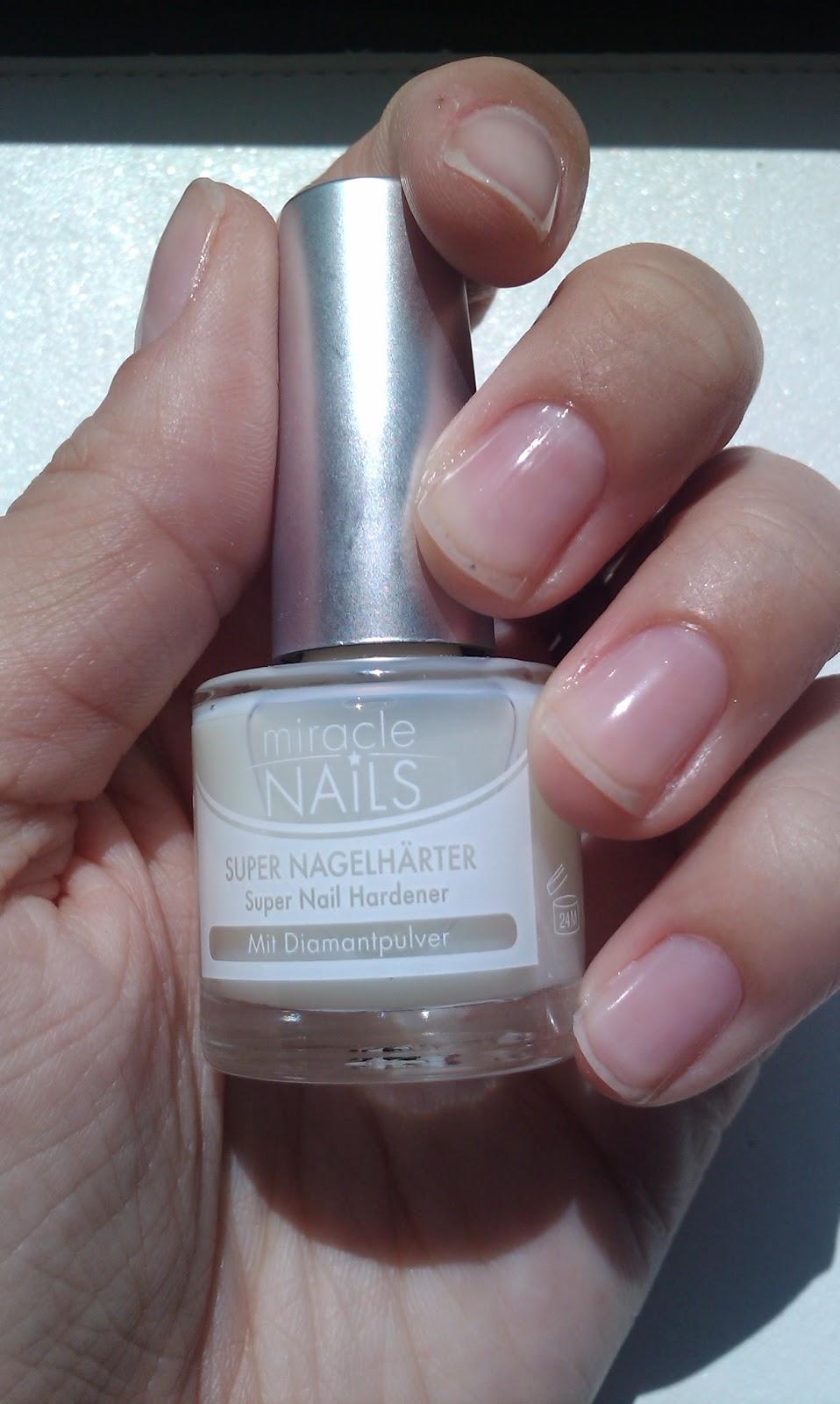 Lina\'s Fairy Tale: Miracle Nails Super Nagelhärter
