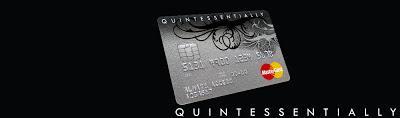 Quintessentially MasterCard