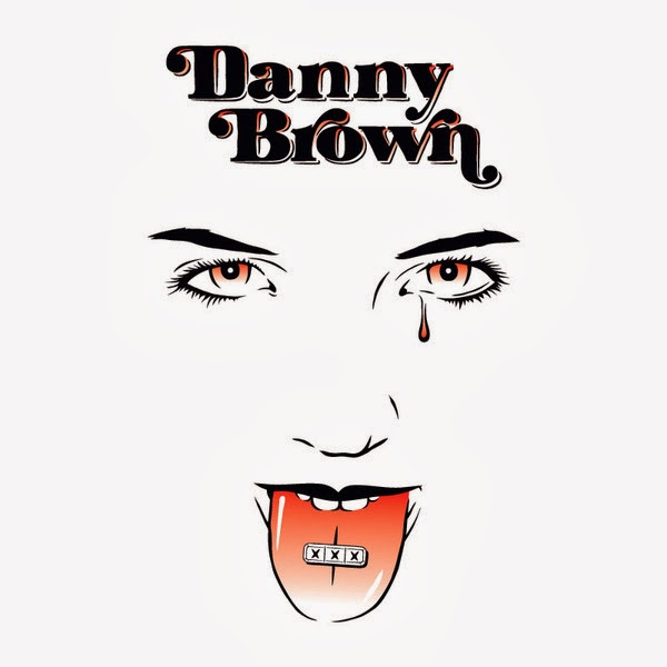 Danny Brown - XXX (Deluxe Version) [Includes Digital Booklet]  Cover