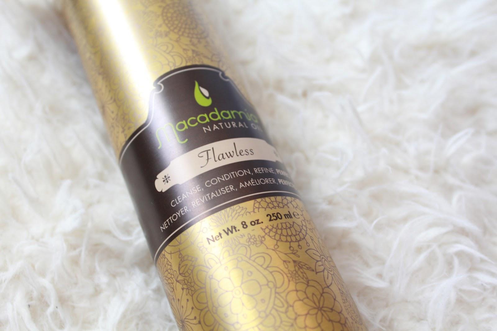 Macadamia Natural Oil Flawless
