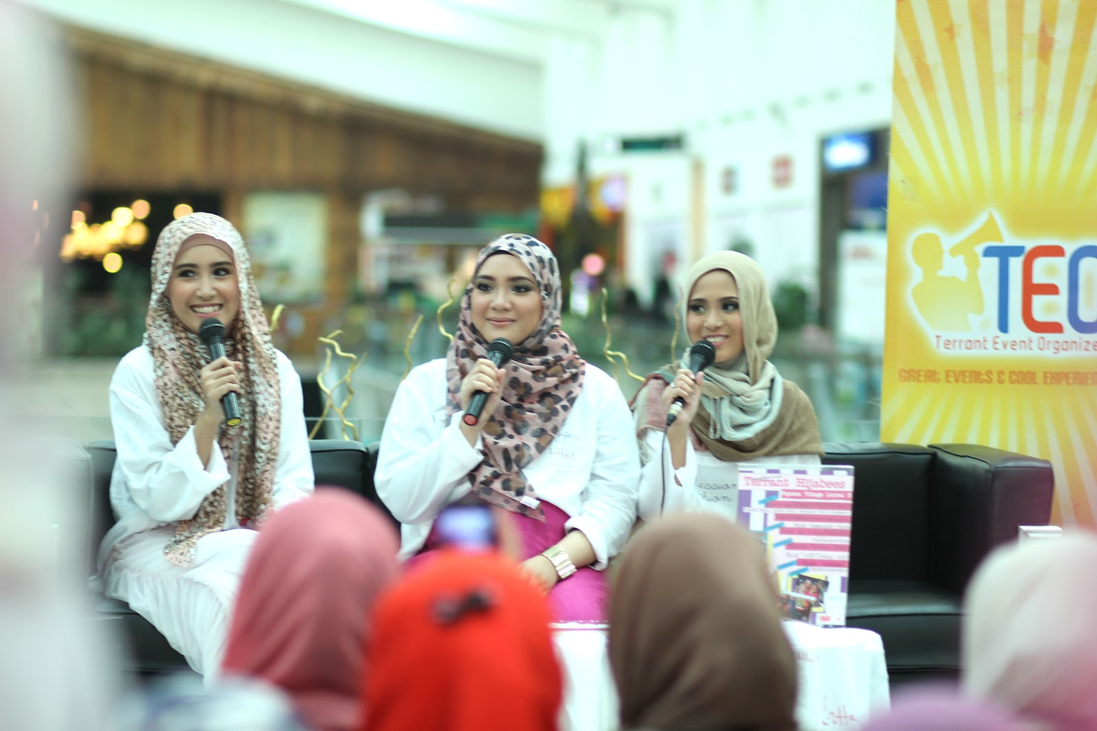 EVENT The Launching Of HIJABIST On Aug 12th 2012 Tutorial
