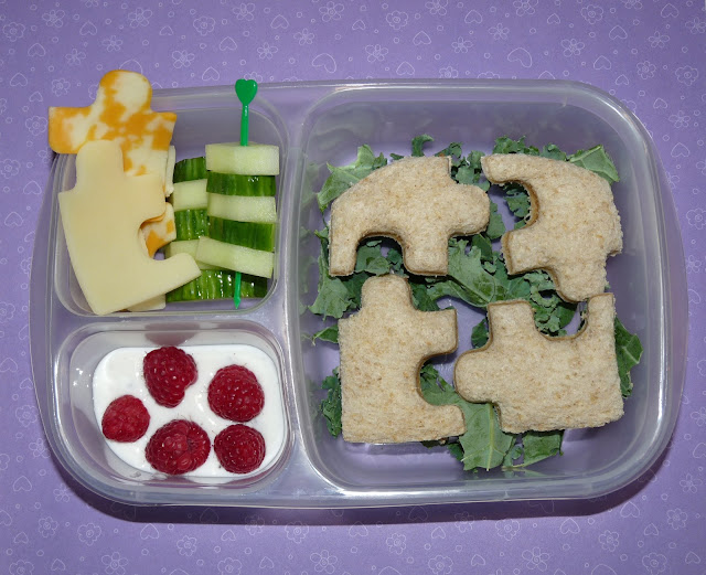 puzzle Easylunchboxes bento