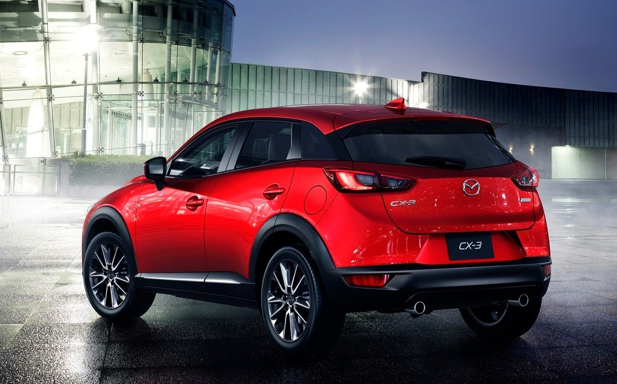 2016 mazda cx 3 compact crossover suv car reviews new car pictures for 2018 2019. Black Bedroom Furniture Sets. Home Design Ideas