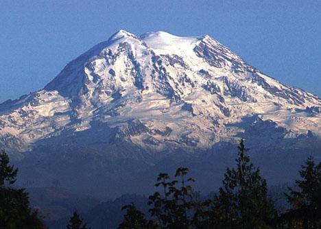Mount Rainier, Amerika Serikat