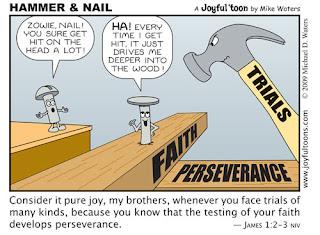 O Evangelho e as provações