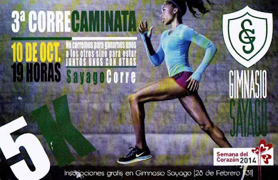 5k Sayago Corre (Montevideo, 10/oct/2014)