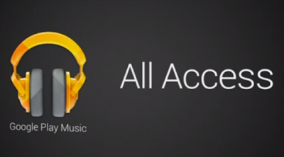 Google Play All Access