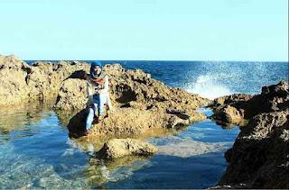 pantai antak-antak lombok timur