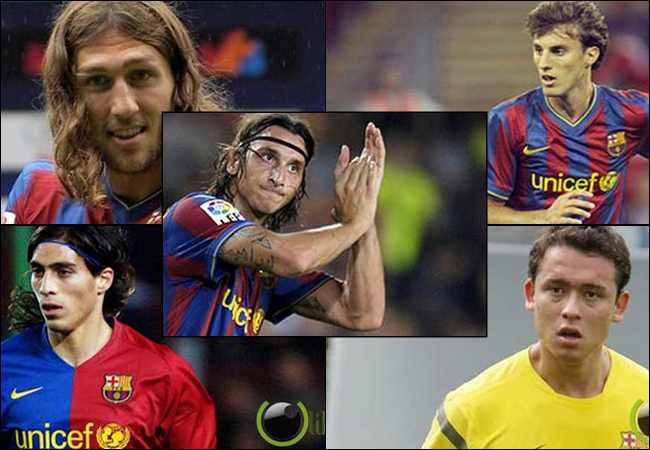 8 Transfer yang paling Merugikan Barcelona di Dunia Sepakbola