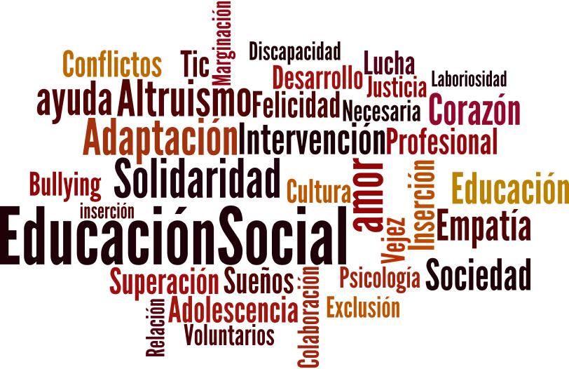 Educadora social en apuros