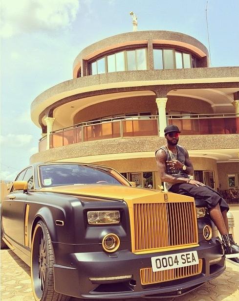 Former African Footballer of the Year Emmanuel Adebayor Accuses Mum of Using Juju Against Him