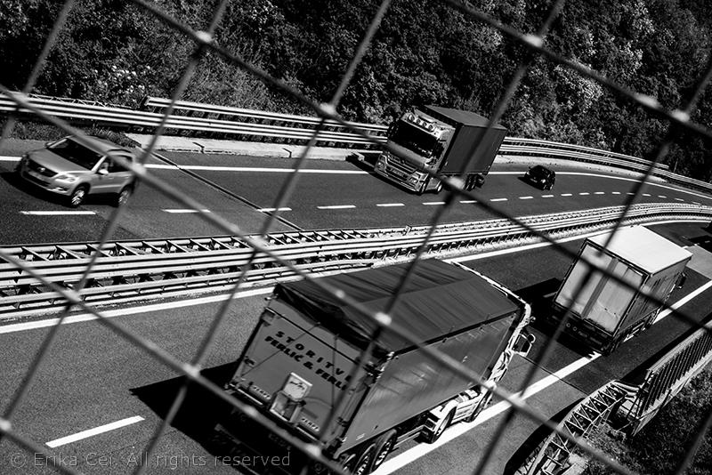 Cavalcavia autostrada A4 Trieste