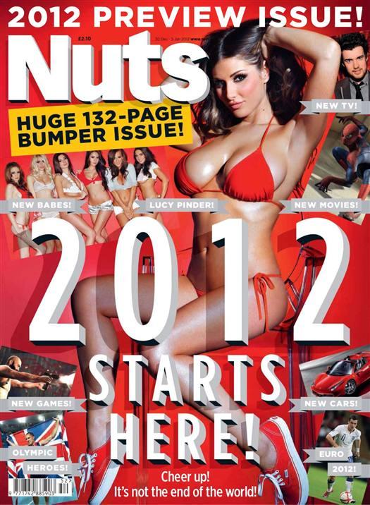 Black Box Magazine Sexy Girls - November 2010