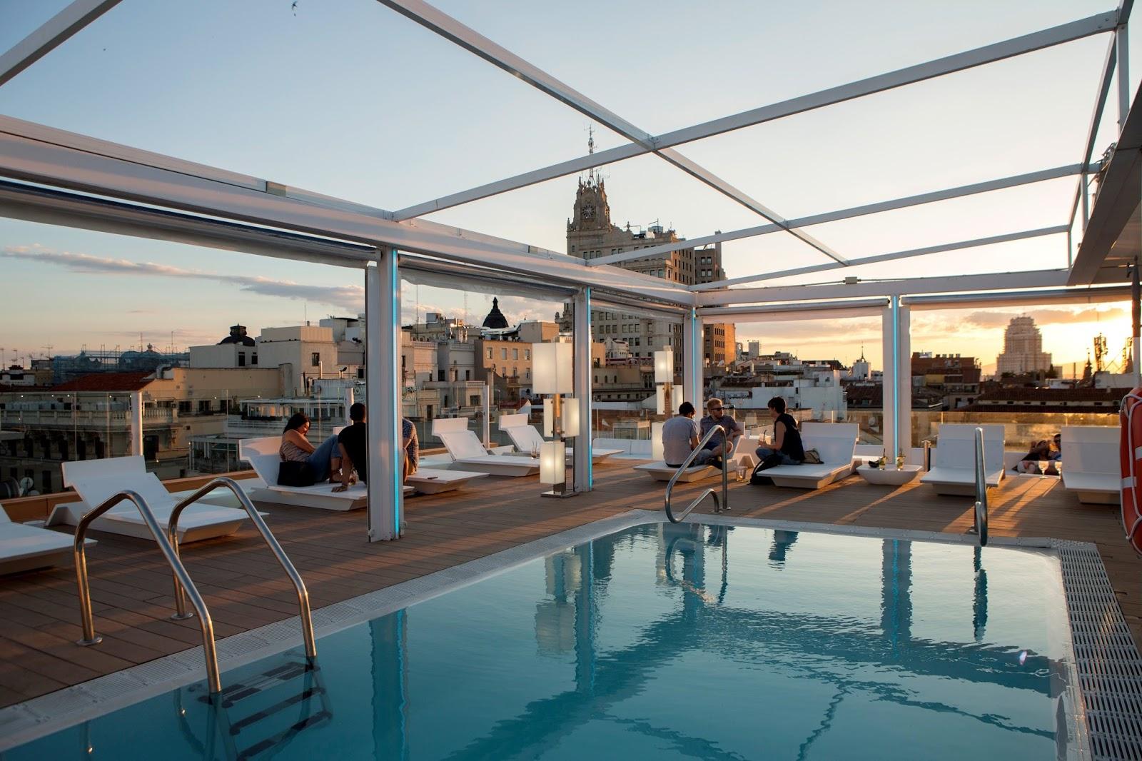 Otium terrazas madrid 2014 iii silencio y glamour en la for Terrazas piscinas fotos