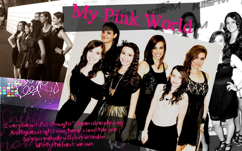 * My Pink World *