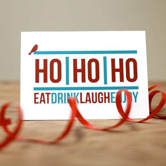 Unique Christmas Card Designs