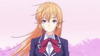 Anime Comedy Terbaik Shokugeki no Souma Erina Nakiri