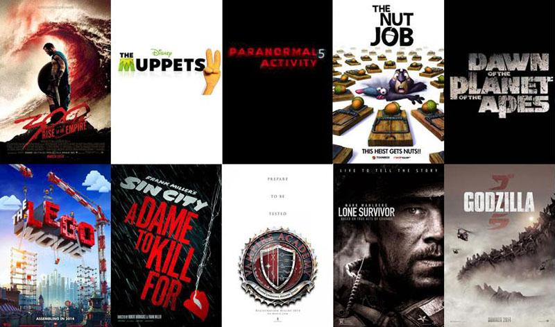 Film Terbaru 2013 Daftar Film Hollywood Terbaik 2013