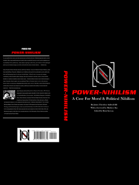 Power-Nihilism Paper back edition