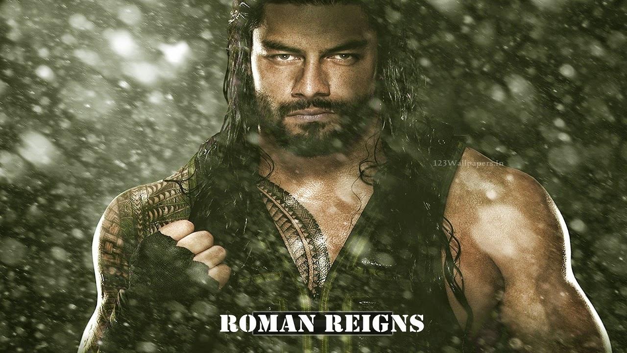 roman reigns 2015 latest hd wallpaper