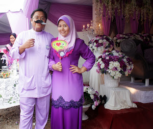 We are husband & wife :)