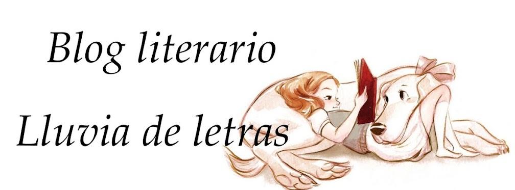 Blog literario Lluvia de letras