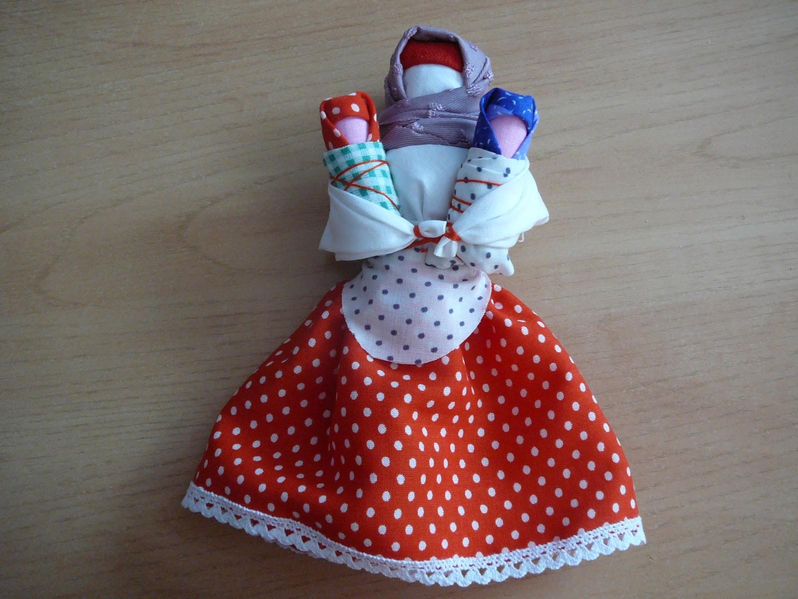 Обереги куклы для дома своими руками с фото