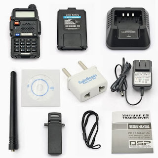 Baofeng UV5r and Baofeng UV-5R accessories