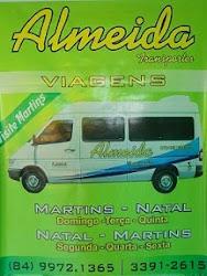 ALMEIDA TRANSPORTES E VIAGENS