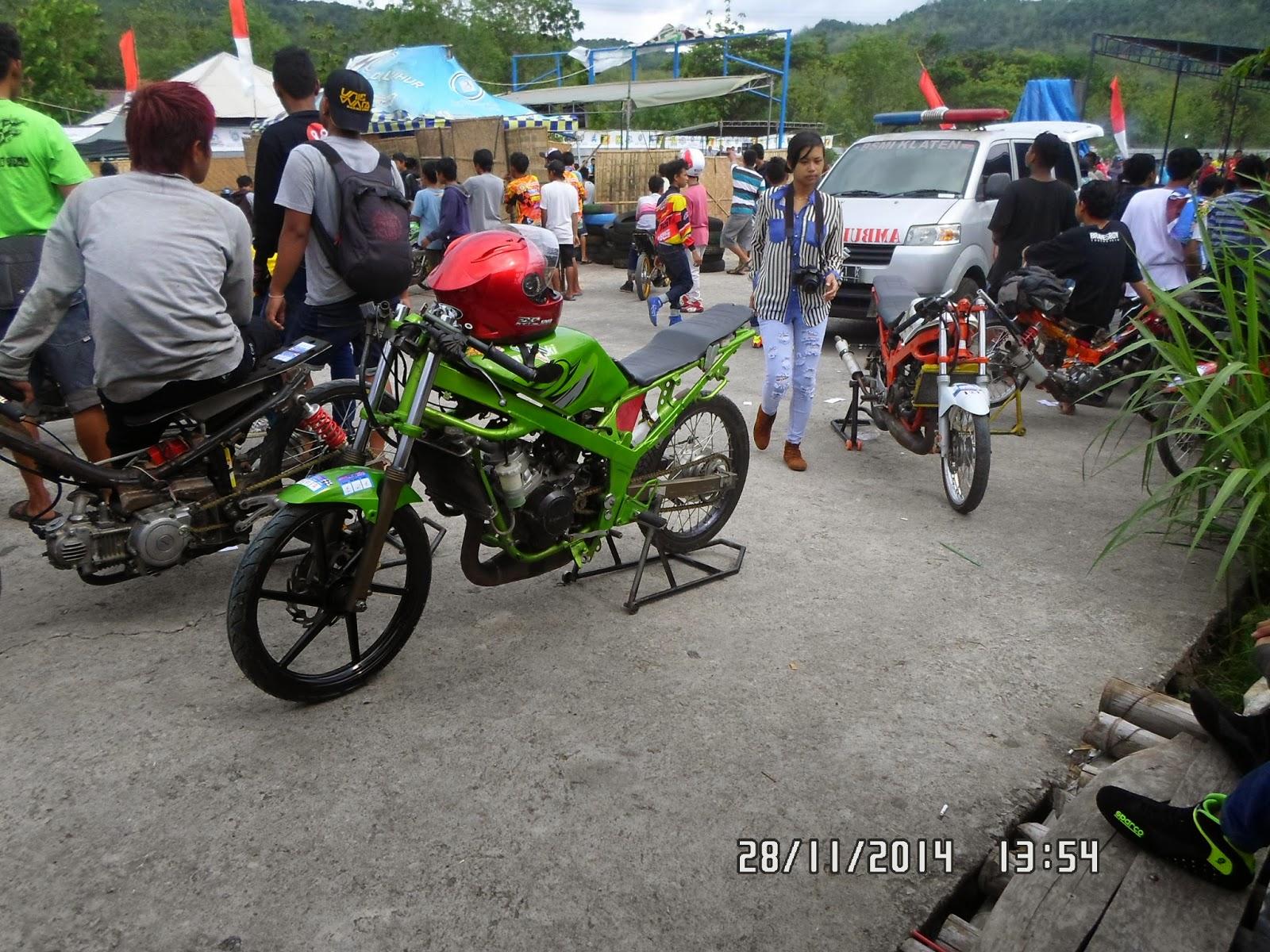 Dragbike Gantiwarno GDS Klaten