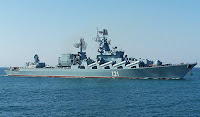 Slava Class Cruiser
