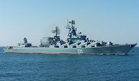 Slava Class Cruiser