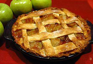 Image courtesy of http://en.wikipedia.org/wiki/File:Apple_pie.jpg - photo by Dan Parsons