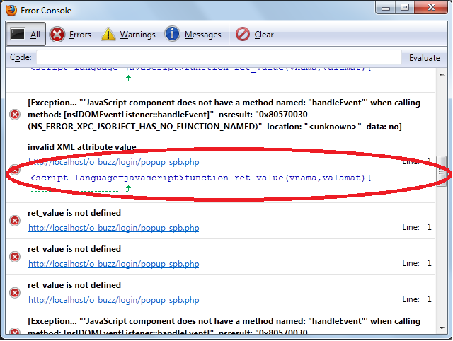 Javascript error data is not a function в контакте как исправить - 7863d