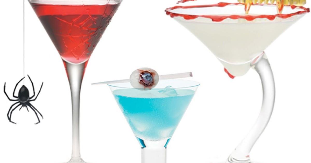 barman in red 10 recetas de c cteles para halloween. Black Bedroom Furniture Sets. Home Design Ideas