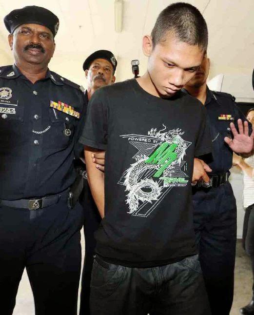 Seorang pemuda dijatuhi hukuman penjara 18 tahun di Mahkamah Tinggi