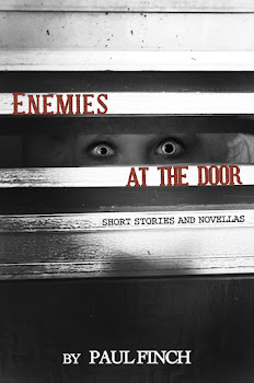 ENEMIES AT THE DOOR