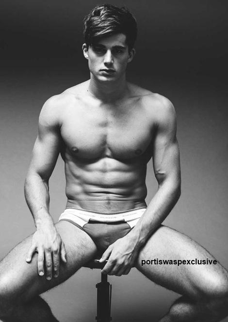 Models 1 model Pietro Boselli by Darren Black