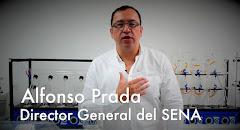 Saludo a Aprendices Dr. Alfonso Prada Gil